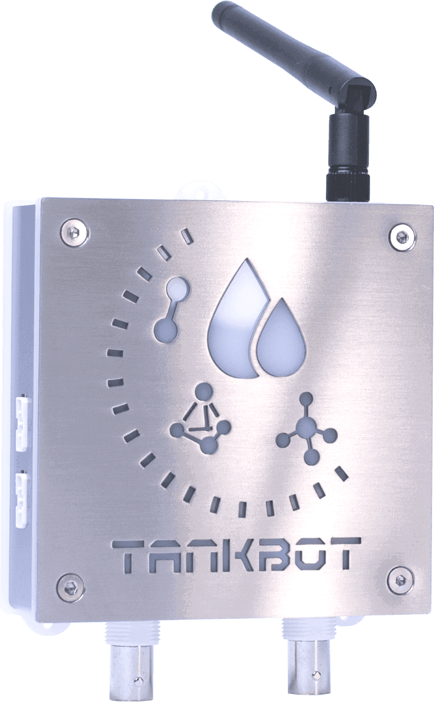 TankBot, the nutrients controller from GroLab grow controller system.